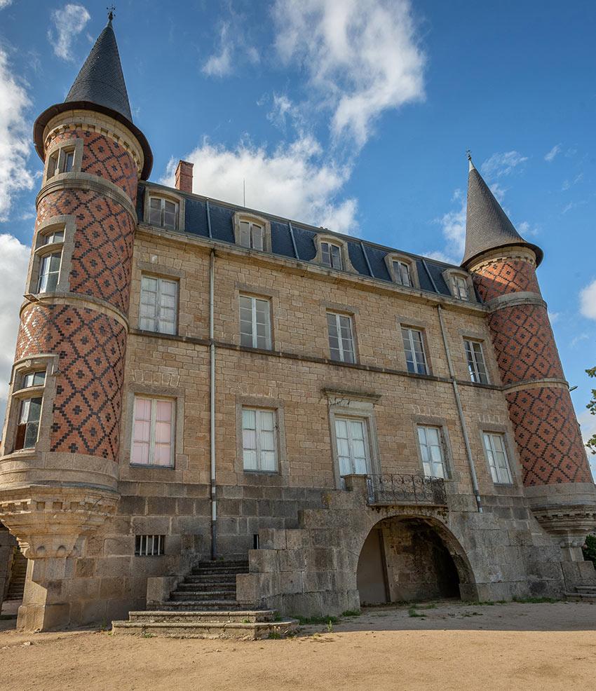 Domaine et Château de Valinches