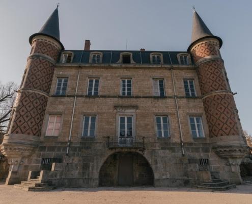 Le château de Valinches se refait une beauté